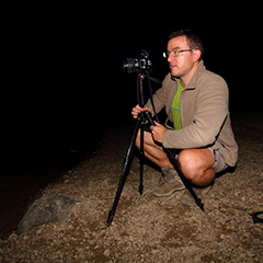 Nicolas Bohere - Portrait de nuit