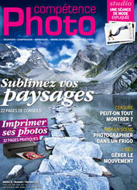 Patrice Mestari - Couverture Compétence Photo